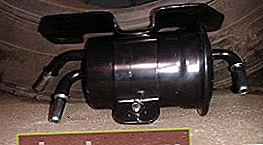 Filtro de combustible Kia Spectra