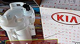 Filtro de combustible Kia Rio 2 y 3