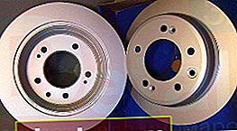 Discos de freno para Kia Sportage 3