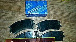 Pastiglie freno per Mazda 6 GG, GH e GJ
