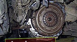 Sostituzione della frizione su Mazda 2