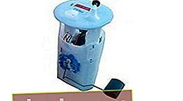 Filtro de combustible para Nissan Almera Classic