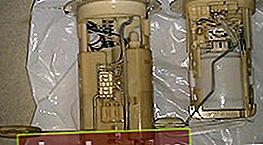 פילטר דלק לניסאן דוגמא P12