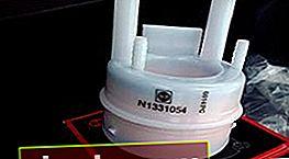 Filtro carburante Qashqai