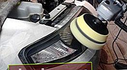 Come lucidare i fari della tua Nissan Almera Classic