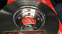 Discos de freno para Nissan Qashqai