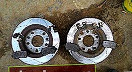 Discos de freno para Opel Astra H