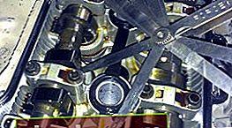 Regulación de válvulas Opel Astra N