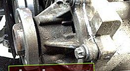 Reemplazo de la bomba Opel Astra N