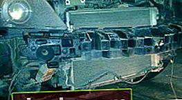 Reemplazo del radiador Astra N