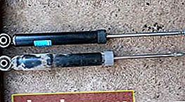 Amortiguadores para Skoda Octavia