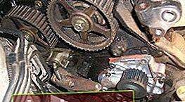 Sostituzione della cinghia di distribuzione sul motore 3S-GE