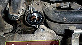 Sostituzione del termostato per Toyota Corona / Caldina