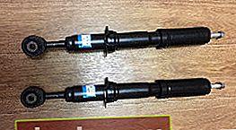 Ammortizzatori Toyota Land Cruiser 100 e 200