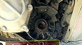 Sostituzione paraolio scatola Toyota Avensis