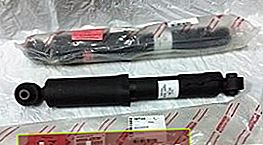 Ammortizzatori per Toyota Rav 4 III