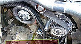 Sostituzione della cinghia di distribuzione Volkswagen Passat B6