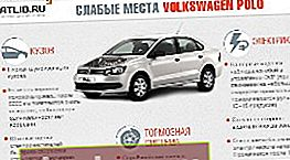 Punti deboli Volkswagen Polo